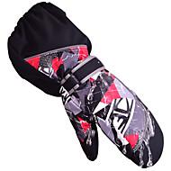 Ski Handschoenen Lange Vinger / lapaset Kinderen Activiteit/Sport Handschoenen Houd Warm / Waterbestendig / Slijtvast / Sneeuwbestendig