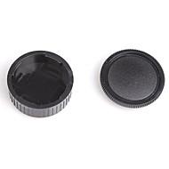 tampa do corpo dengpin traseira tampa da lente + câmera para Leica m2 m3 m4 m6 m8 M9