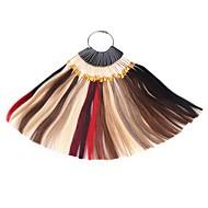 neitsi ludzkiego włosa rozszerzenie pierścienia kolorów profesjonalne kolory wykresy dla salonu fryzjerskiego farbowania 30colours
