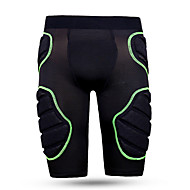 Sports Bike/Cycling Shorts Men's Breathable / Protective / Comfortable / Sunscreen Terylene Classic Black M / L / XL