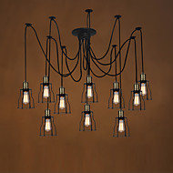 מנורות תלויות ,  מסורתי/ קלאסי צביעה מאפיין for מעצבים מתכת חדר שינה חדר אוכל מטבח חדר עבודה / משרד חדר ילדים חדר משחקים מסדרון