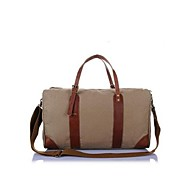 Unisex Cowhide Outdoor Tote