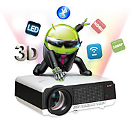 Owlenz® LED86  with android OS LCD Home Theater Projector WXGA (1280x800) 2800 Lumens LED 4:3/16:9