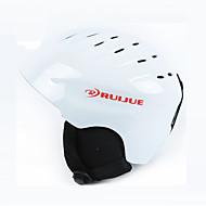 Helmet Unisex Sports Helmet Snow Helmet PC Lumiurheilu Talviurheilu
