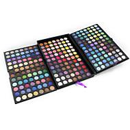 252 Paleta de Sombras Mate / Brilho Paleta da sombra Creme Grande Maquiagem para o Dia A Dia