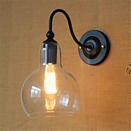 AC 110-130 / 220-240 В переменного 40w E26 / e27 современный / современный черненая функция для поворотного кронштейна / лампа включена,