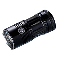 Nitecore® TM06S LED Flashlights/Torch LED 4000 Lumens 5 Mode Cree 18650 Dimmable / Rechargeable / Compact SizeCamping/Hiking/Caving / Everyday