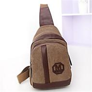 Heren Canvas Informeel / Buiten Sling Shoulder Bags