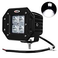 16ワット1000lm主導の車の作業灯駆動ライトはライトバーを導いexled