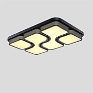 32W צמודי תקרה ,  מודרני / חדיש / מסורתי/ קלאסי צביעה מאפיין for LED / סגנון קטן מתכתחדר שינה / חדר אוכל / מטבח / חדר עבודה / משרד / חדר