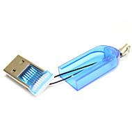 TIMO MicroSD/MicroSDHC/MicroSDXC/TF הכל באחד USB 2.0