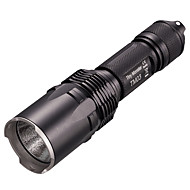 Nitecore® TM03 LED Flashlights/Torch LED 2800 Lumens 4 Mode Cree 18650 / Lithium Battery Dimmable / Rechargeable