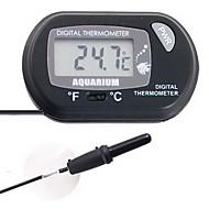 digitale LCD-Fisch-Aquarium Teich Meerwasser-Thermometer