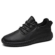 Men's Sneakers Spring / Summer / Fall / Winter Platform Leatherette Outdoor / Athletic / Casual Platform Lace-up