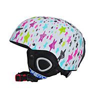 Helmet Unisex Sports Helmet Snow Helmet CE EN 1077 Lumiurheilu Talviurheilu Hiihto Lumilautailu