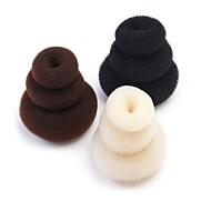 élastiques Accessoires pour cheveux Elasthanne Perruques Accessoires Pour femme
