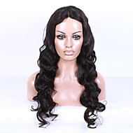 Body Wave Virgin Brazilian Hair Lace Front Wig for Black Women Unprocessed Full Lace Human Hair Wigs with Baby Hair