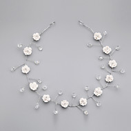 Women's / Flower Girl's Crystal / Alloy Headpiece-Wedding / Special Occasion / Casual Flowers / Hair Pin