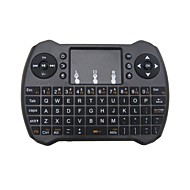 TK669 Android 4.2.2 Flying Squirrel Lithium Battery The Touchpad Mini Wireless Keyboard 4GB ROM Octa Core Black