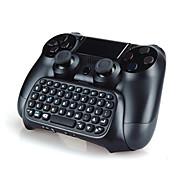 bluetooth mini vezeték nélküli chatpad chat üzenet játékvezérlő billentyűzet konzol PS4 kontroller