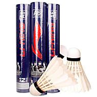 Badminton Bälle(andere,Entenfeder) -Hochelastisch / Dauerhaft