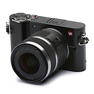 Xiaomi yi m1 mirrorless digitalkamera med 12-40mm F3.5-5.6 objektiv / 20mp / 4k / 30 fps (kinesisk udgave)