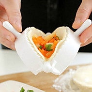 Large-size Plastic Dumpling Maker, L6.5cm x W6.5cm x H10cm