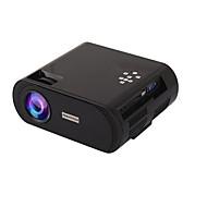 P-368 LCD Mini projektor XGA (1024x768) 1000~1999 LED 16:9