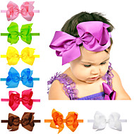 16pcs / set tyttövauvaa hairbows panta todder hiustarvikkeet vauvan hairband