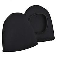 ניילון עבור נעליים ערדליים שחור יוניסקס windproof חם עמידה למי אופניים תרמיים