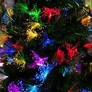 10m couleur bleu / blanc / arc-100 dirigé guirlande lumineuse de fée de Noël (100-220V)