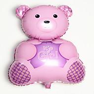 Ballonnen Alles voor de feestdagen Dier Aluminium Bruin / Orange Voor jongens / Voor meisjes5 tot 7 jaar / 8 tot 13 jaar / 14 jaar en