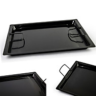 1PC Blacksteel Bbq Grill Accessories Nonstick Pan Grill Tray