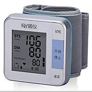 שורש כף יד מוניטור לחץ דם אוטומטי תצוגת LCD / כיבוי אוטומטי סוללה ABS