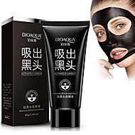 aktívszén fehéríti krém arcápolás szívó fekete maszk orr mitesszer eltávolító leválik fekete fej akne kezelés