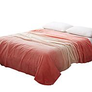 Felpudo Rosa,Estampado Curva 100% Poliéster cobertores