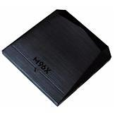שחקן רשת ארבע ליבות 1G RAM / 8G ROM HD tv תיבת m96x amlogic s905x