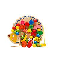 צעצוע חינוכי חיה עץ