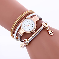 Women Fashion Dress Watches Crystal Luxury Leather Bracelet Wristwatches Women Quartz Wrist Watch Gift Watches Clock