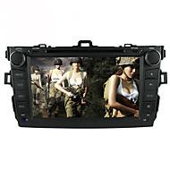 8inch 2 DIN In-Dash-Auto-Player für Toyota Corolla 2008-2011 mit GPS, Bluetooth, iPod, rds, Touchscreen