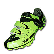 Men's Athletic Shoes Fall Winter Comfort Leather Athletic Flat Heel Others Green Cycling