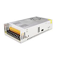 SPD-350W αξεσουάρ 12v30a CCTV κάμερα σύστημα μετασχηματιστή παροχής ρεύματος μετάλλων - ασημί (AC 110-220V)