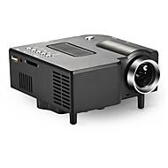 lcd mini projektor QVGA (320x240) 500 lumen ført 4: 3,16: 9