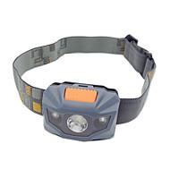 Čelovky LED 100 Lumenů 3 Režim LED AAA Protiskluzové držadlo Kompaktní velikost High PowerKempování a turistika Každodenní použití