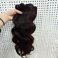 Top Grade 3Pcs/Lot 8-30Brazilian Virgin Hair Body Wave Natural Black Human Hair Weave Hot Sale.