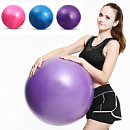 FENGTU®Fitness Supplies PVC Thickened Explosion-proof Yoga Ball 55cm Multi Function Yoga Ball