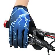 XINTOWN® Luvas Esportivas Todos Luvas de Ciclismo Outono Inverno Luvas para CiclismoAnti-Derrapagem Respirável Vestível Esticar Á