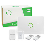 New Product High Quality Wireless Smart Alarm Kit Remote Control GSM Burglar Home Alarm System S1 Support Multi-Language For FSK868MHz