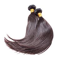 Tissages de cheveux humains Cheveux Brésiliens Droit 1 Pièce tissages de cheveux