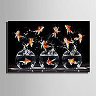 lienzo conjunto Animal Modern,Un Panel Lienzos Horizontal lámina Decoración de pared For Decoración hogareña